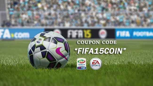 The cheapest FIFA 15 Coins on sale